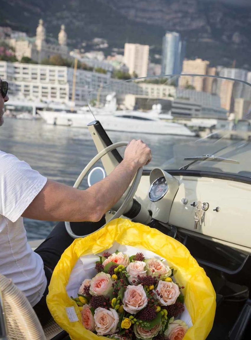 En route vers Monaco !