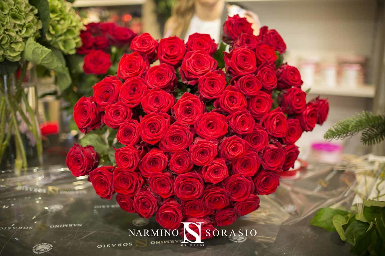 Bouquet De Fleur Pour St Valentin our shops in monaco | narmino sorasio florist and decorator