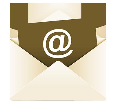 enveloppe pour envoi email
