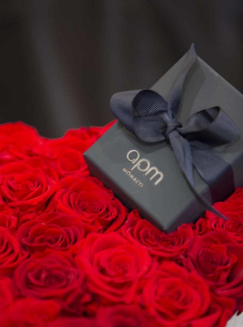 Pour allier cadeau et bouquet de fleurs