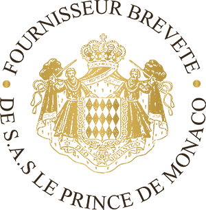 Logo Patented Supplier S.A.S the Prince of Monaco