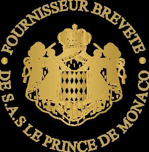 Logo Fournisseur Breveté de S.A.S le Prince de Monaco