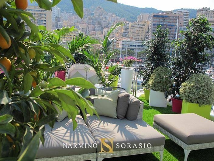 Narmino fleurs fleurit votre yachts et bateaux