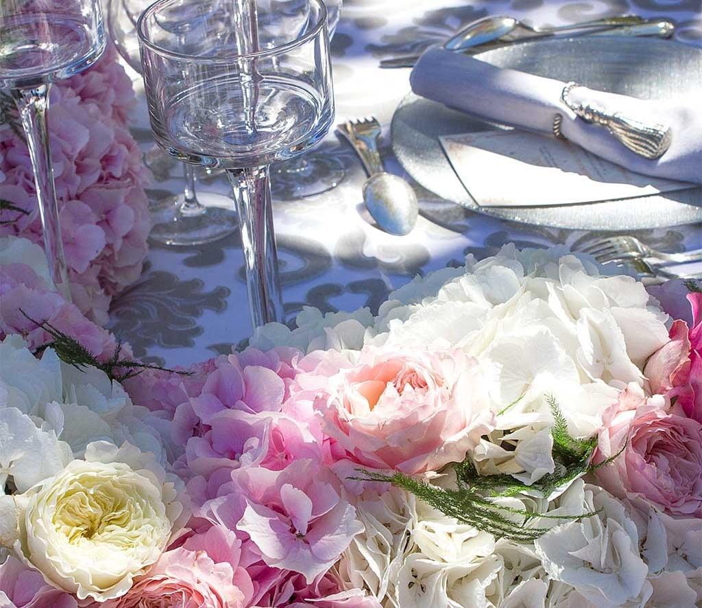 Narmino, fleuriste décorateur à Monaco, décoration florale de votre mariage