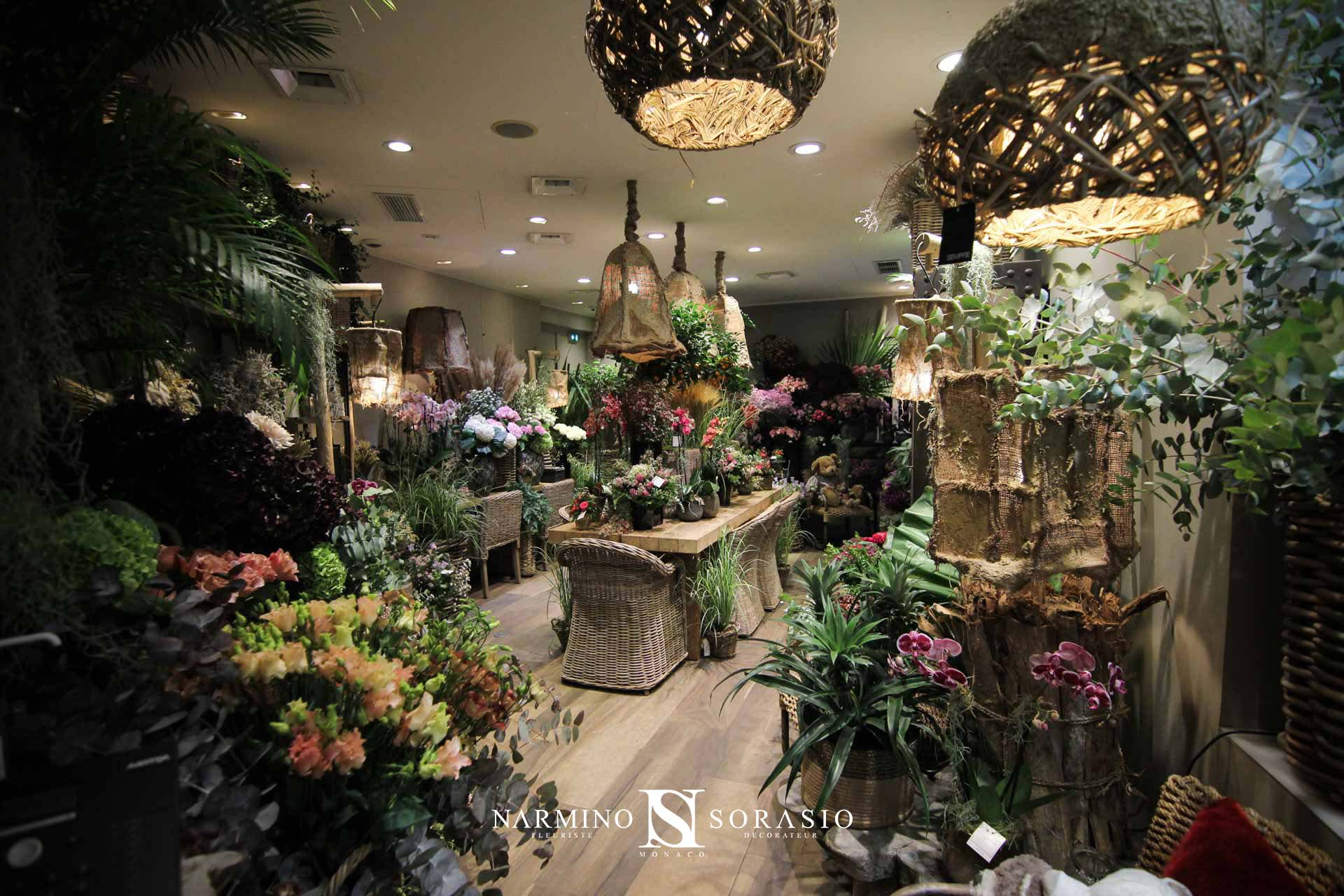 An overview of the new decor at our Narmino Sorasio store