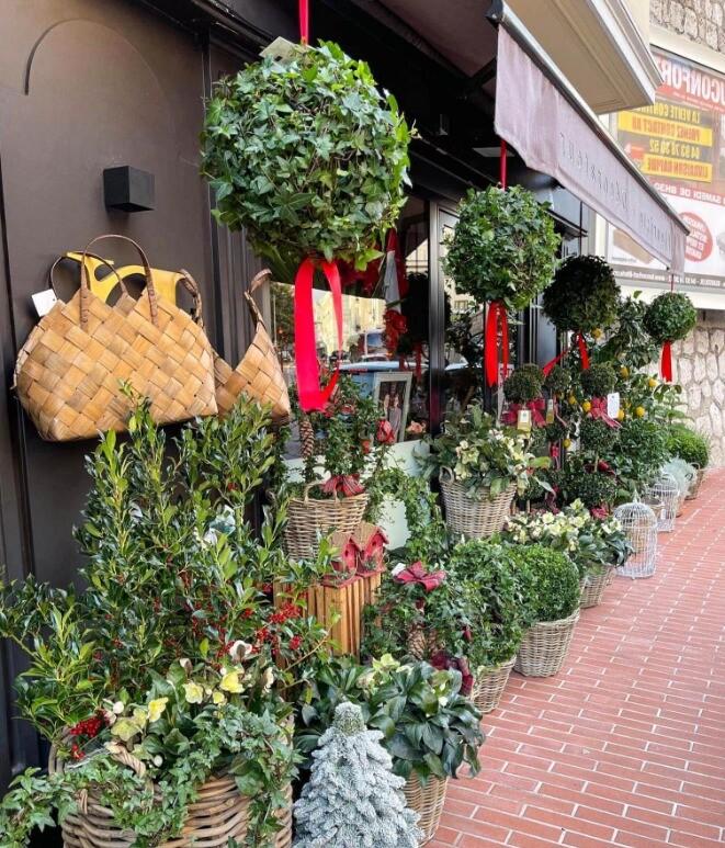 Une vue de notre boutique Monte-Carlo