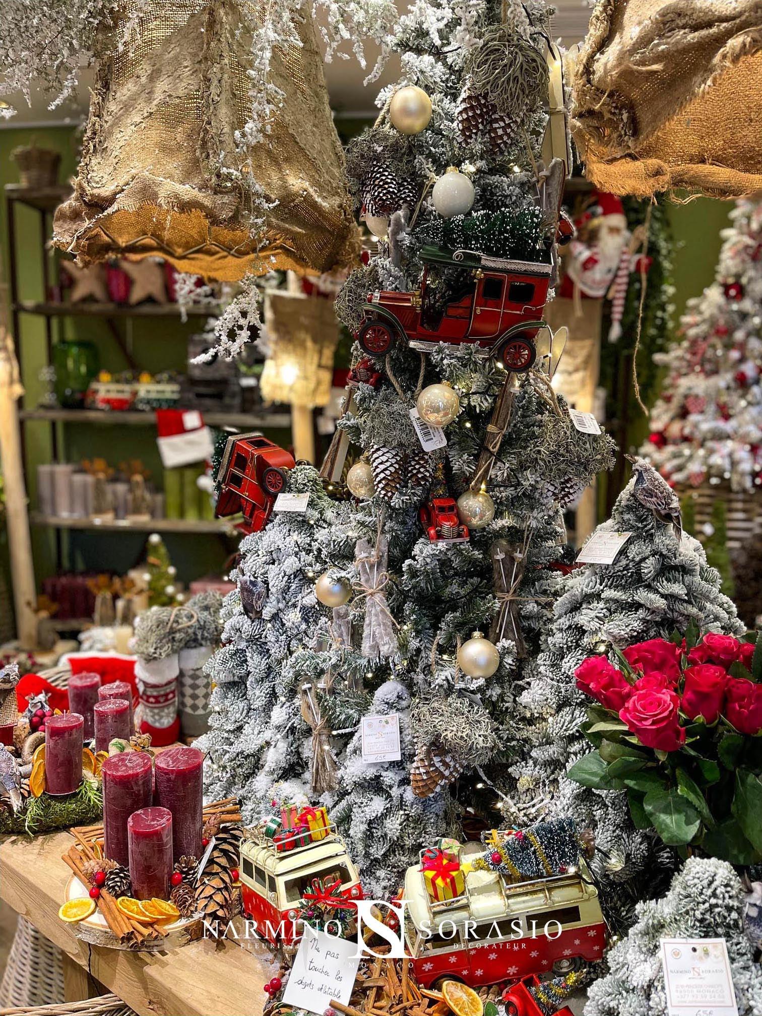 Magie de Noël dans nos boutiques