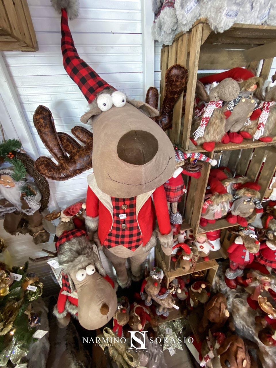 Une myriade de petits objets décoratifs à découvrir à notre chalet de Noël