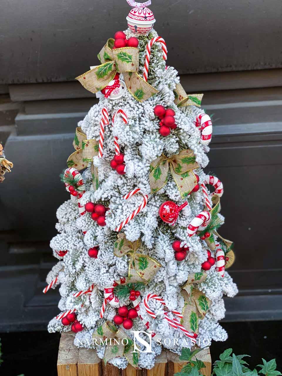 Le sapin de Noël modèle 4