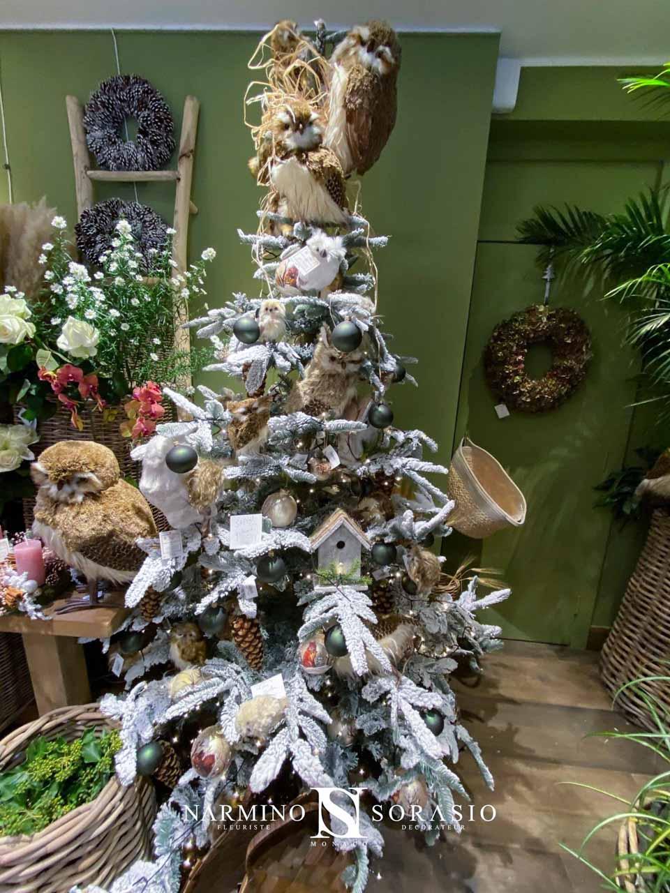 Le sapin de Noël modèle Gstaad