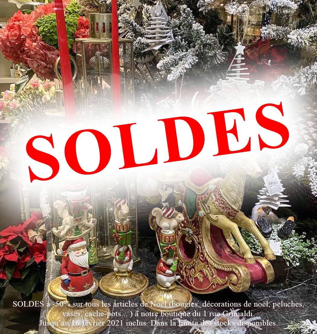 Sales at Narmino Monaco
