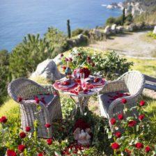 Une table romantique pour la Saint-Valentin