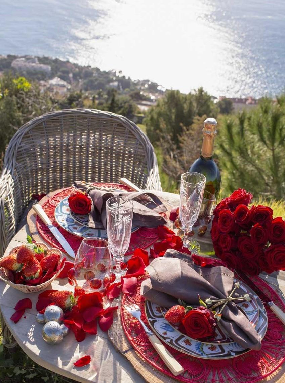 La Saint-Valentin à Monaco avec Narmino