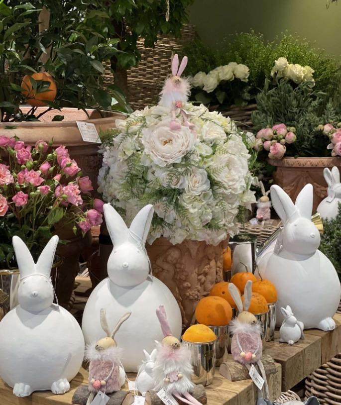 Little Easter bunnies